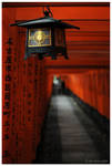Inari Lantern by escape-is-at-hand