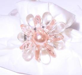 Rosedrops Ring by kufka