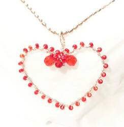 So delicate heart.. by kufka