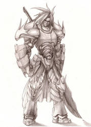 Dragon Slayer by Fox-Dev