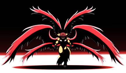 Demon Wing by Fox-Dev