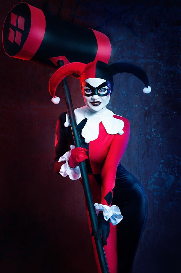 Call me Harley by FaerieBlossom