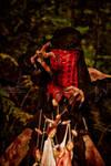 Szepciocha, Lady of the woods [The Witcher 3] by FaerieBlossom
