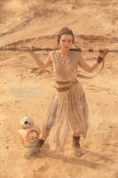 Actually...the droid is not for sale by FaerieBlossom