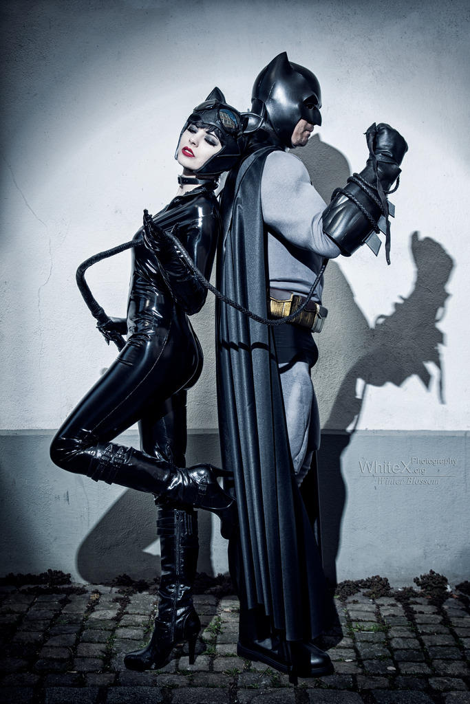 Welcome to Gotham City by FaerieBlossom