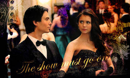 The Vampire Diaries: The Show Must Go On by CleoFD