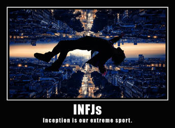 INFJ - Inception/Mind-Games Are Our Extreme Sport by EuTytoAlba