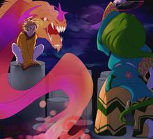 Pokimono Tournament -Round 1- by loverofscythe