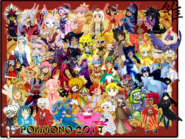 !Pokimono Year of the Rooster! by loverofscythe