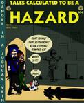 HAZARD Number 1 by Yutz