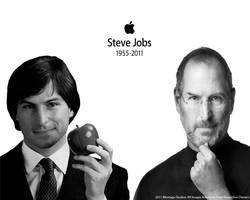 Steve Jobs The Legend by KrisFrosz133