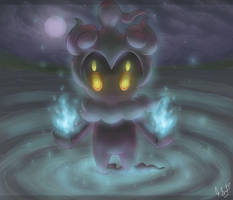Rise,Marshadow by Eclipse4d