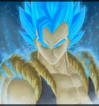 SSGSS Gogeta by Eclipse4d