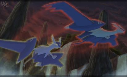 Mega Eon Twins by Eclipse4d
