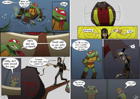TMNT WM: Pages 25-26 by Samantai