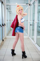 Mordred by MarinyanCosplay