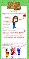 TurboJ's Animal Crossing Meme by TurboJUK