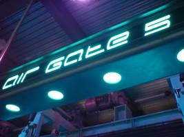 AIR GATE 5 by TurboJUK