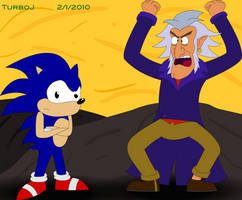 How I HATE That Hedgehog by TurboJUK