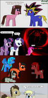 Suddenly, ponies. by TurboJUK
