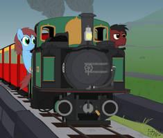 The Trottingham Vale Light Railway by TurboJUK