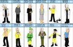Outfit Meme - Smiler by TurboJUK