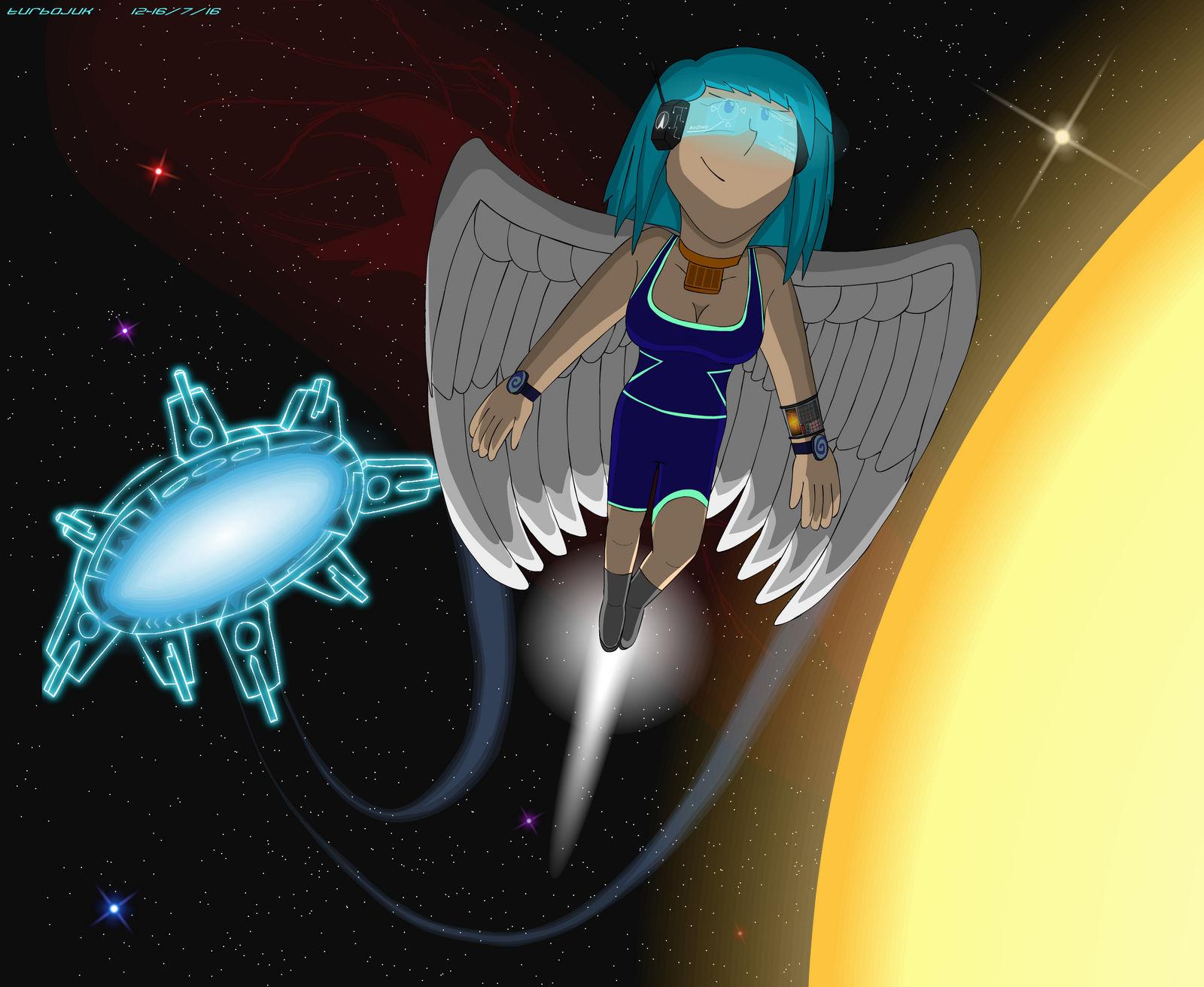 Alton Island - Galactica by TurboJUK