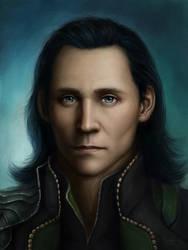 Loki by DragonReine