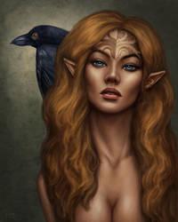 Malvae (Chronicles of Thedas) by DragonReine