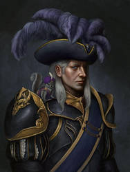 Alberich Lufftendorf, Mad Duke of Perendale by DragonReine