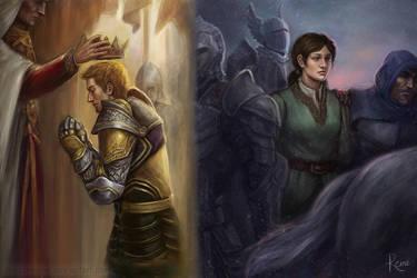 Separation by DragonReine