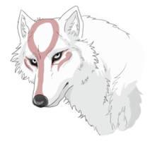 Okami Amaterasu by lsviolin