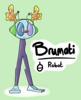 Brumati ref which is also new and cool. by Brumaticalpie