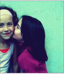 Kiss by N-dy