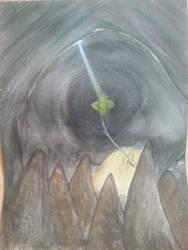 Ray of Hope/Rayon d'Espoir by braelia