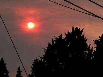Red Sun by plasmadis