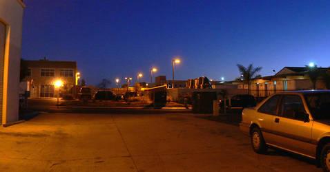 Industrial Sunset by plasmadis