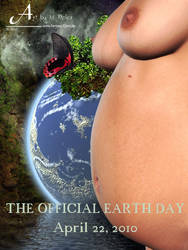 Earth Day - April 22, 2010 by Gwasanee
