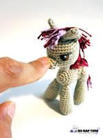 Amigurumi Ponies by periwinkleimp