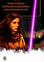 Jaina Solo - Fate of the Jedi by saith100