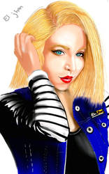 Android 18 by ELjhonQuin