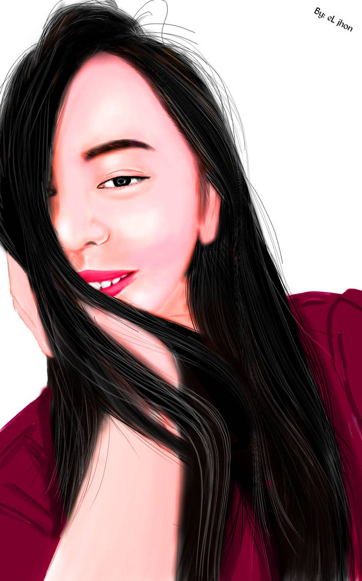 Digital sketch by ELjhonQuin