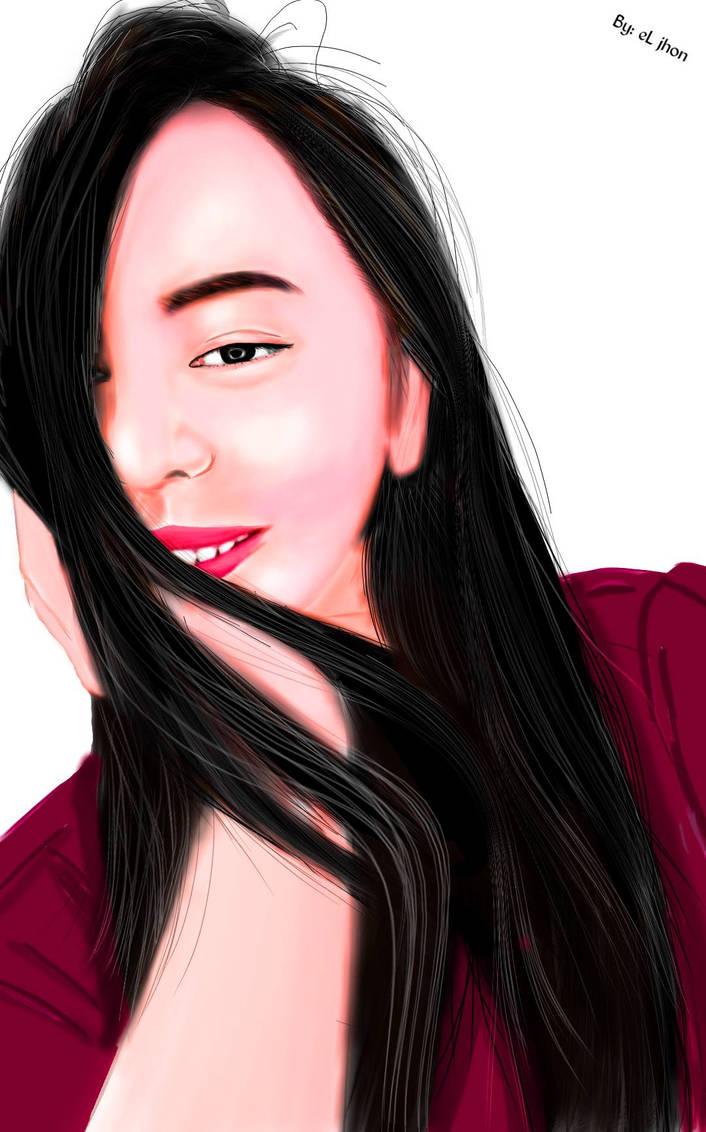 Digital paint by ELjhonQuin