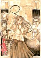 Raiders of the lost troll ark by Heymlich