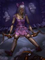 Izanami - Dreadful Doll by texahol