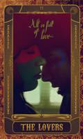 Major Arcana - II - The Lovers by Loupii