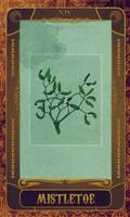 Major Arcana - XIV - Mistletoe by Loupii