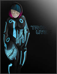 TronLives by suka-strife