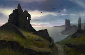 Ruins by alexson1