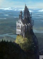 Sky Castle by alexson1